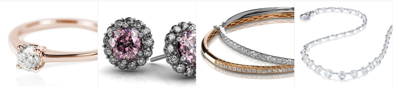 Engagement Rings Wedding Rings and Jewellery in a Diamond Jewellery